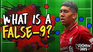 What Is A False 9?   Roberto Firmino's Role In Jurgen Klopp's Liverpool Explained