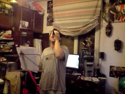 Davide Mietta - Gates Of Babylon (Rainbow) - cover karaoke