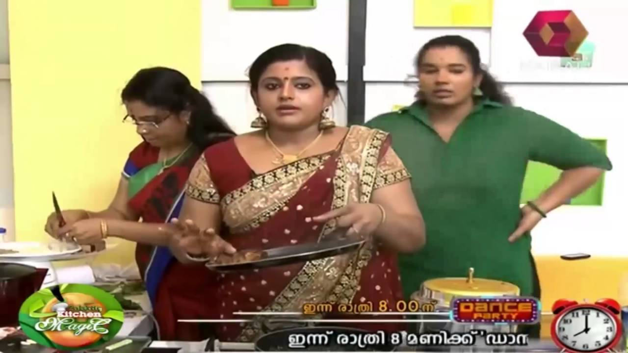 Sajitha Beti storms out of Celebrity Kitchen Magic show ...