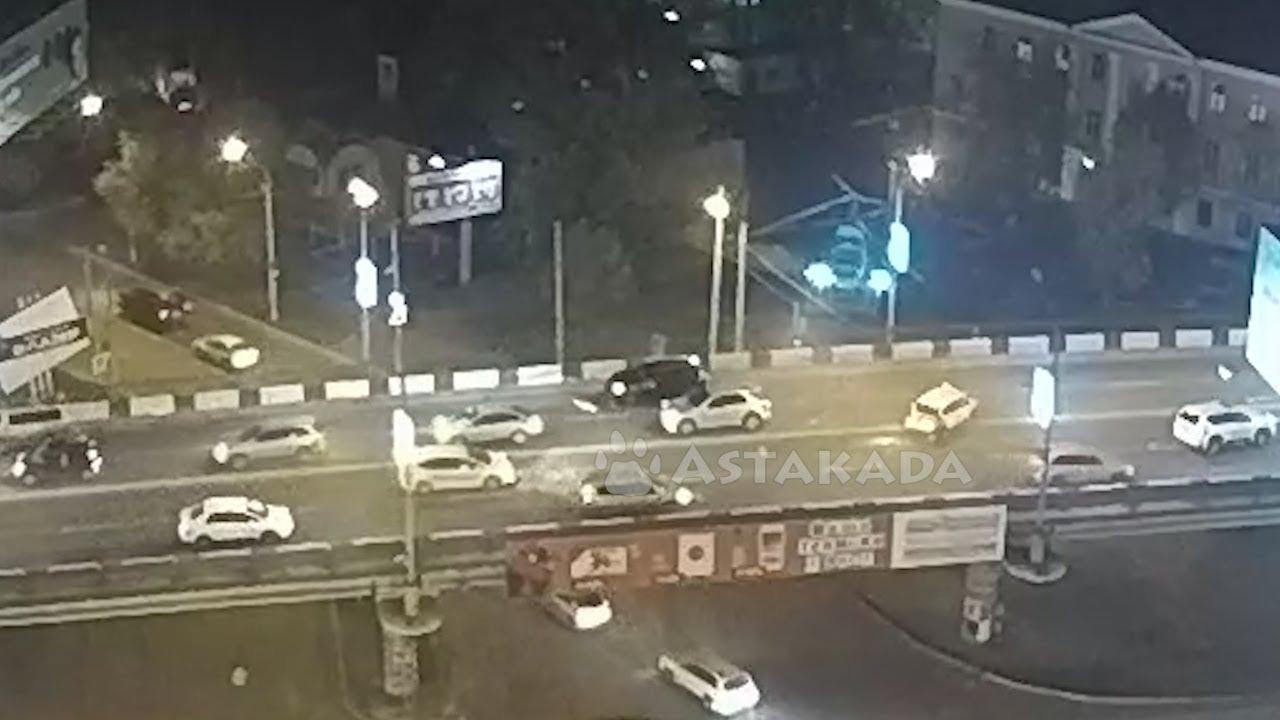 Владивосток Массовое ДТП 19 октября Второреченский мост Astakada