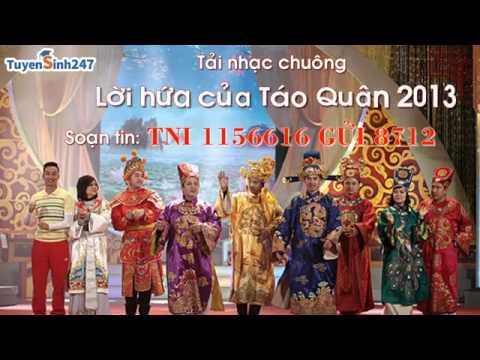 Nhạc chuông Táo Quân 2013  Lời hứa của các Táo   Táo Quân 2013   Nhạc