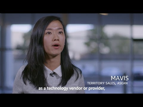 Meet our AWS Business Team Across Asia & Pacific