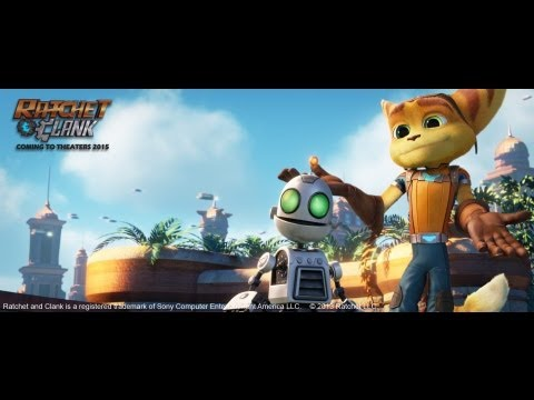 Ratchet and Clank Movie - Official Teaser Trailer