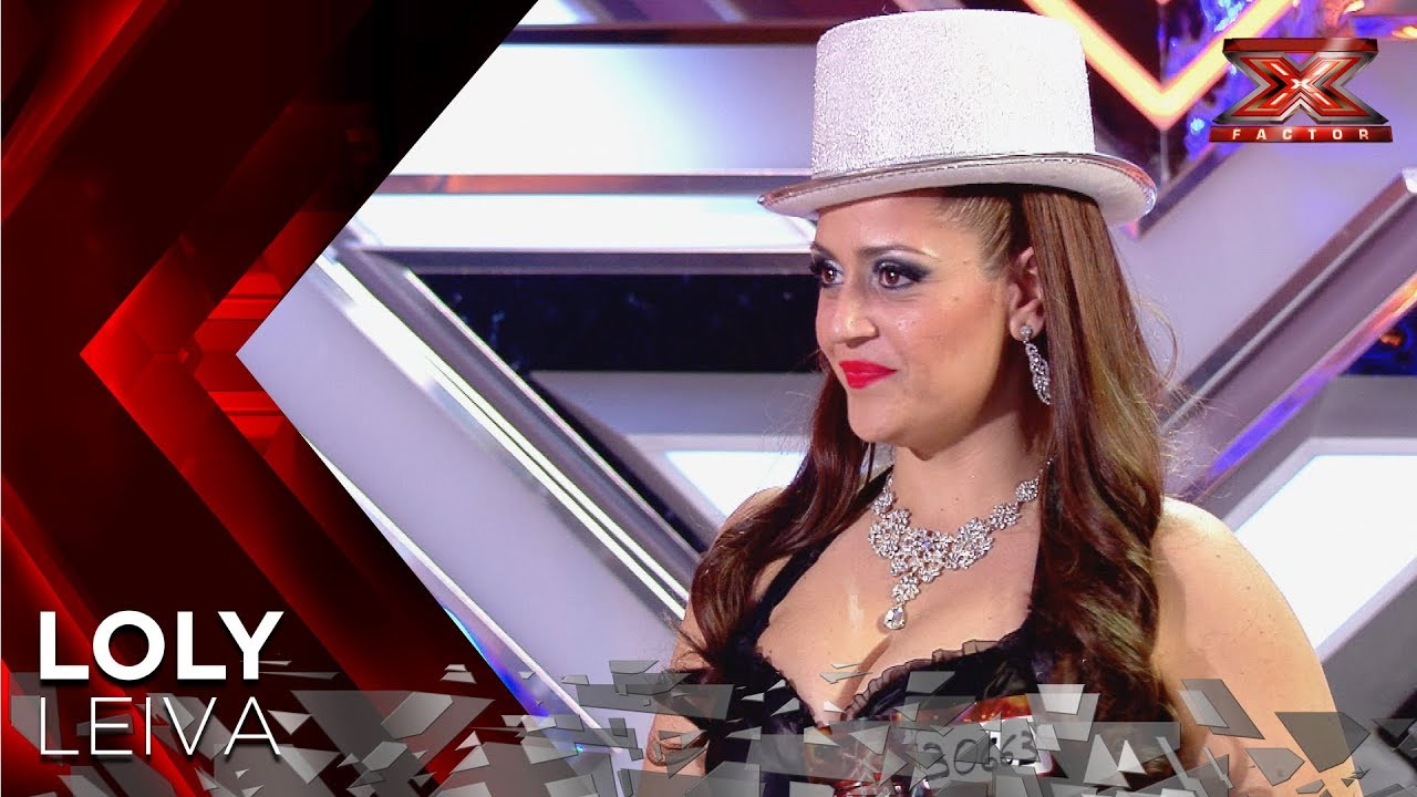 Life Is A Cabaret For Loly But The Judges Disagree Auditions  The X Factor