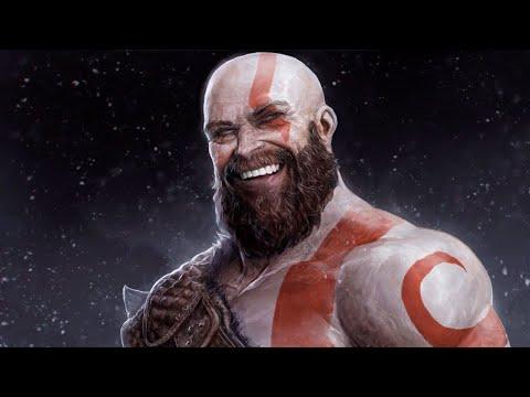 ПОЛНАЯ ИСТОРИЯ КРАТОСА ИЗ GOD OF WAR (Все игры, книга, комикс)