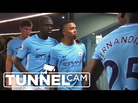 MANE SEES RED | Man City 5-0 Liverpool | TUNNEL CAM