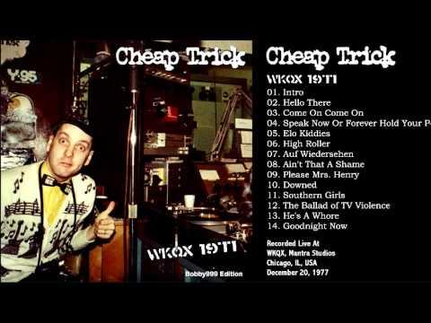 Cheap Trick: 1977.12.20 WKQX Mantra Studios, Chicago Remastered, Mp3