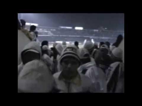 (Vídeo de 2007) gremio x SANTOS, Libertadores em Porto Alegre.
