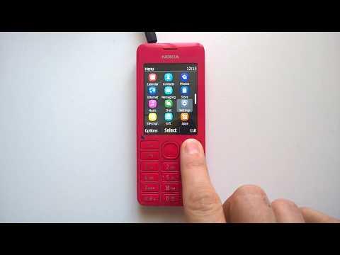 Nokia 206 ringtones