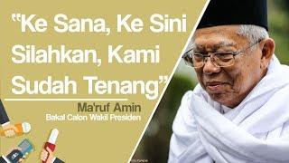 Hasil Ijtima Ulama 2 Dukung Kubu Prabowo, Ma'ruf Amin Ungkap Sumber Dukungan yang Lebih Kuat