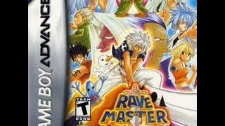 Rave Master Special Attack Force! with Kvass!