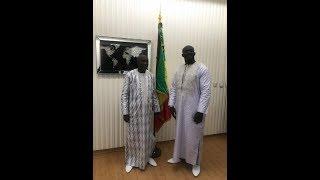 Balla Gaye 2 reçu par Aly Ngouille Ndiaye avec son nouveau look
