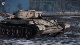 WOT Blitz: Т-54 1-й зразок - Термінатор з Нижнього Тагілу!