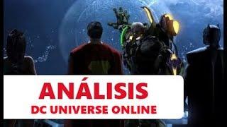 Análisis DC Universe Online - PS3/PC