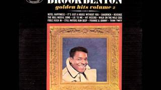 Watch Brook Benton Lie To Me video
