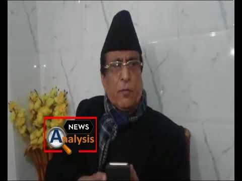 Azam Khan On BRD Medical College Tragedy And Gorakhpur Mahotsav