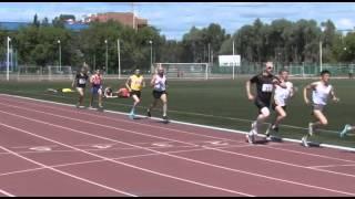Чемпионат и первенство Омской области по лёгкой атлетике. 19-20 июня 2013 года. Омск