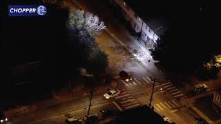 11/5/2019 - Police Chase Deadly Double Shooting Suspect On  ATV  In  Philadelphia - High Speed