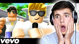 IT'S EVERY DAY BRO - ROBLOX MUSIC VIDEO by Denis *REACTION*
