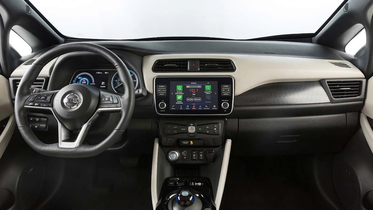 2019 Nissan LEAF - System Updates (if so equipped)
