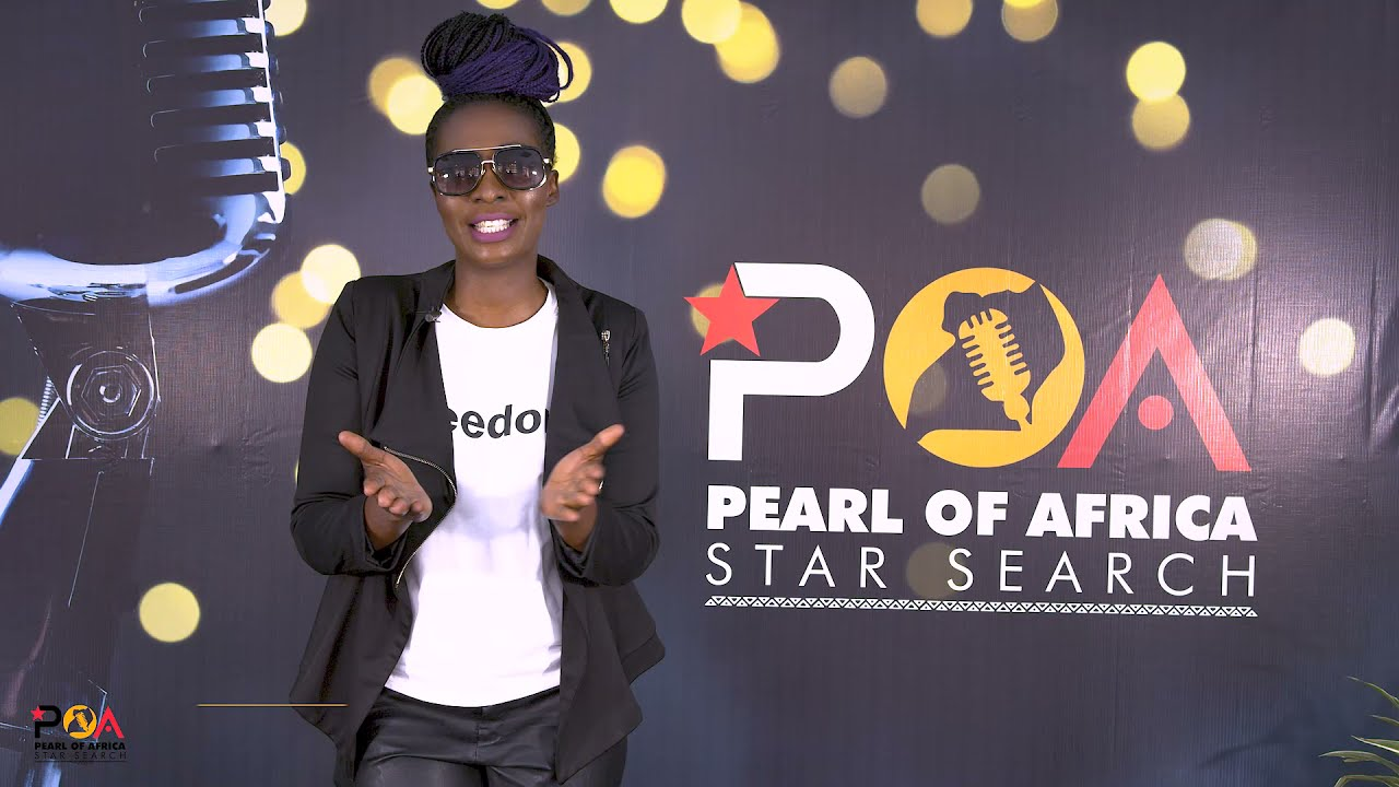 Cindy unveiled as a POA Star Search Judge - YouTube