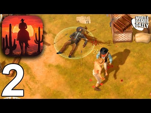 WESTLAND SURVIVAL - Gameplay Walkthrough Part 2 (iOS Android)