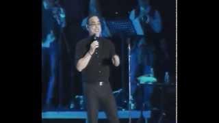 Suena Caracas 2015: Gilberto Santa Rosa en la plaza Diego Ibarra (fragmento)