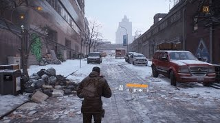 Tom Clancy's The Division - Open World Free Roam Gameplay (PC HD) [1080p60FPS]