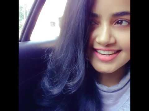 Anupamaparemeshwarun  new Dubsmash video  Naalo Nenu song