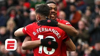 Manchester United vs. Manchester City analysis: Fernandes & Martial brilliant again | Premier League