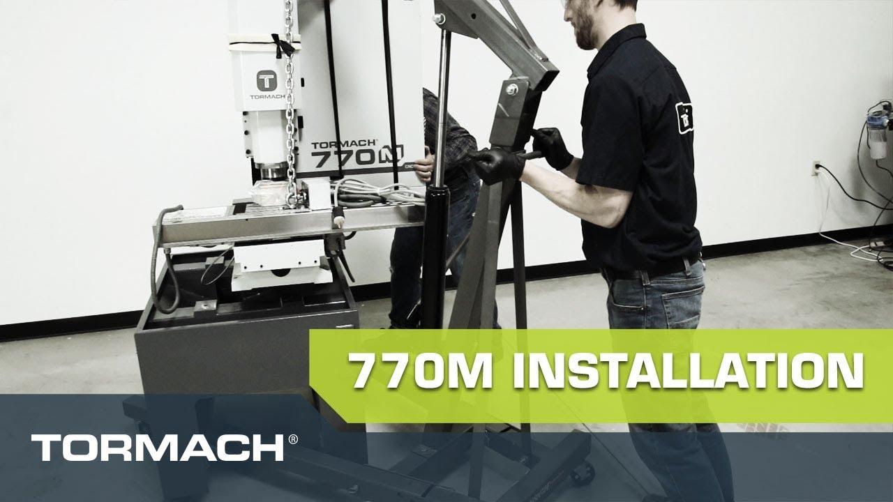 1100M CNC Mills | Tormach