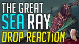 World of Warcraft   The Great Sea Ray x2 [DROP REACTION]
