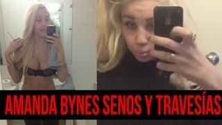 Amanda Bynes Drogas Senos y Twitter
