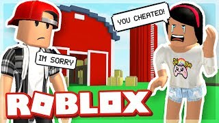 MY GIRLFRIEND THINKS I CHEATED! - Roblox Destruction Simulator