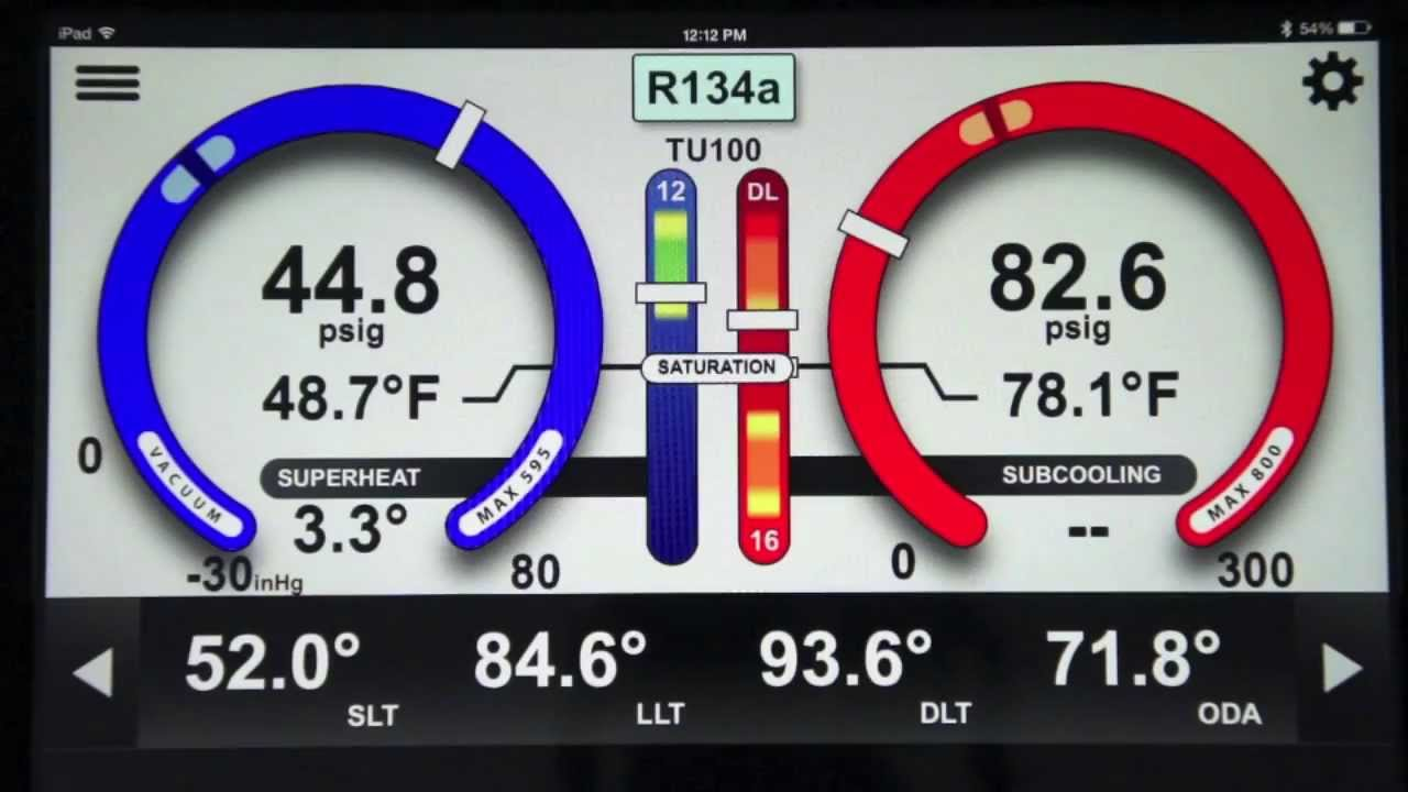 Imperial Imanifold Digital Refrigeration Gauge Youtube