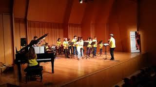 COMBO SAPIENS - Escola de Música del Palau