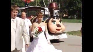 Сормовский Парк - отличное место для свадебной фотосессии!