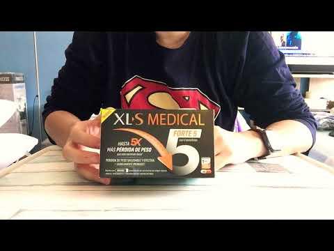 bf834ea8eedd Opiniones XLS Medical FORTE 5 - PIERDE HASTA x5 veces MÁS PESO - YouTube