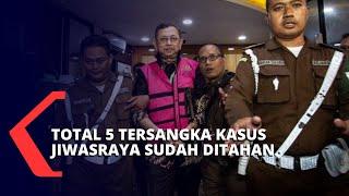 Langsung Ditahan! Mantan Direktur Keuangan Jiwasraya Ditetapkan Sebagai Tersangka