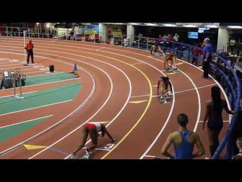 Gabrielle Thomas vs. Arianna Washington 200m