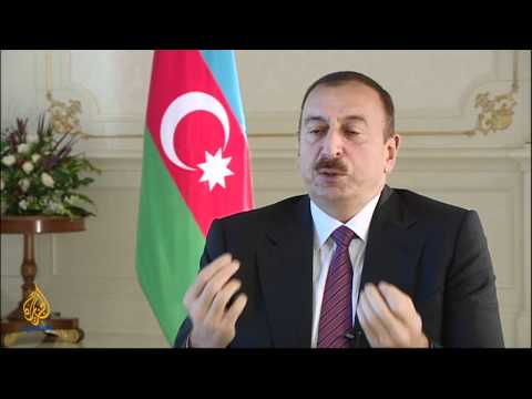 Frost Over the World - Ilham Aliyev: 'Our future is in our h