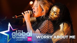 Ellie Goulding - 'Worry About Me' (Live at The Global Awards 2020) | Capital