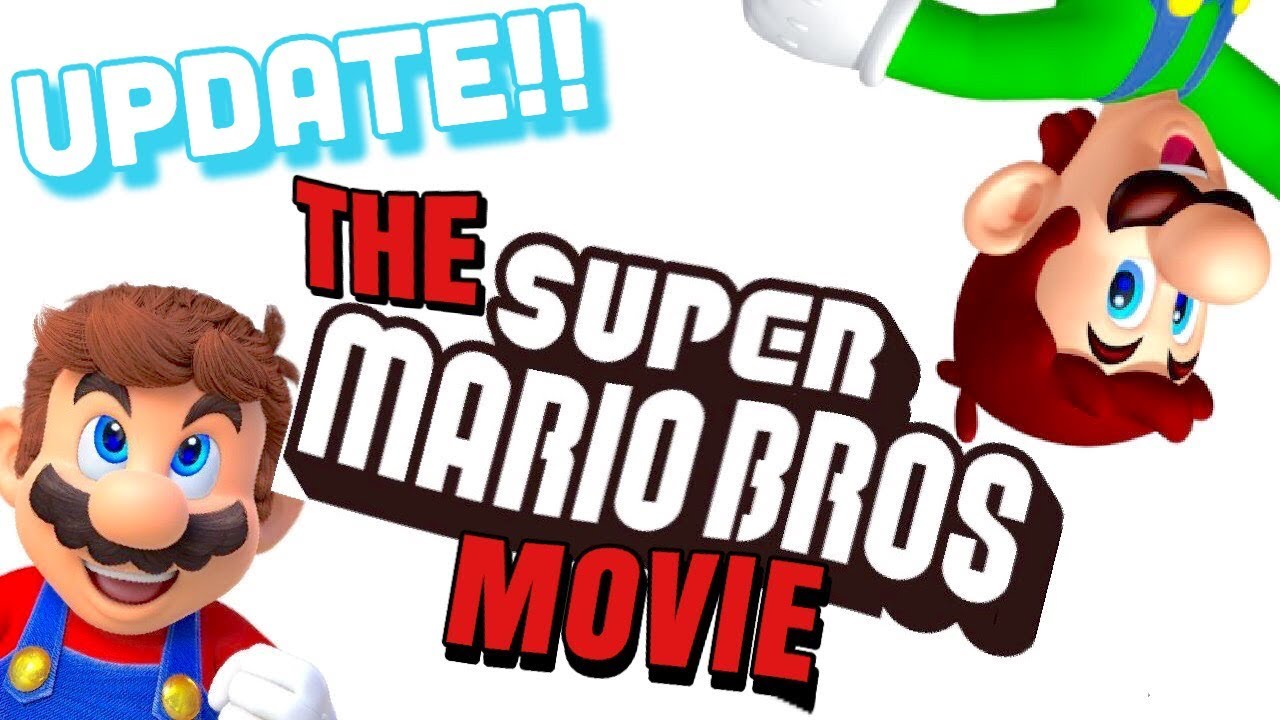 Super Mario Bros 2022 Movie Just Got Way Better Youtube