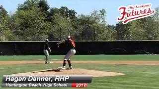 HAGAN DANNER, RHP, HUNTINGT