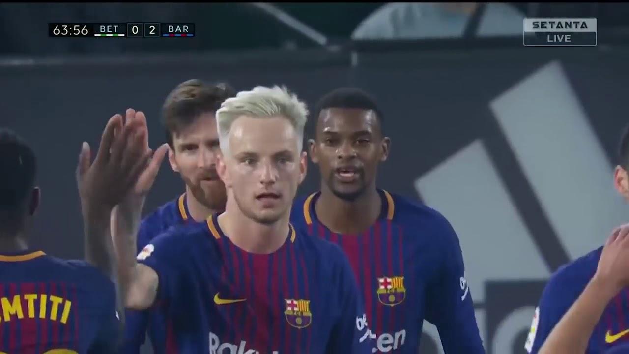 Download Real Betis vs Barcelona 0 5 — Highlights   All Goals — 21 01 2018  HD
