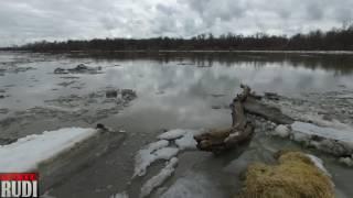 Video TRUCKER RUDI Manitoba spring flooding 04/01/17 Vlog#1026 download MP3, 3GP, MP4, WEBM, AVI, FLV Januari 2018
