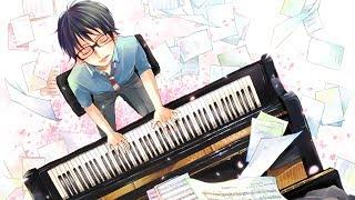 Most Beautiful Piano & Instrument - Sad Anime Music【BGM】
