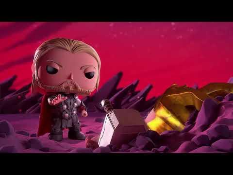 Marvel x Funko Animated Shorts Supercut