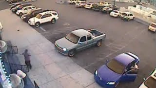 Las Vegas Police Video Bar Shooting on video - Shooter fires rapidly into heavily occupied bar...