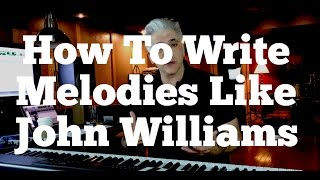 Download How To Write Melodies Like John Williams - Continuity of Line MP3 song and Music Video